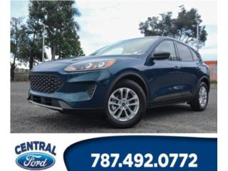 FORD ESCAPE S 2020, Ford Puerto Rico