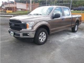 FORD F 150 CREW CAB 2018 5 LITROS 4X4, Ford Puerto Rico