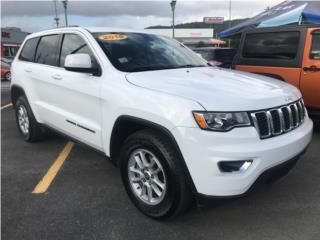 2018 G.CHEROKEE LAREDO 26K-MILLAS UNA GANGA, Jeep Puerto Rico