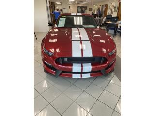 GANGAS MUSTANG GT 350 SHELBY STD , Ford Puerto Rico