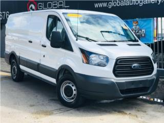 FORD TRANSIT 250 2018, Ford Puerto Rico
