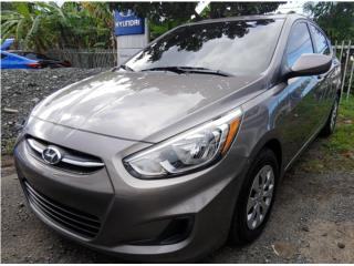 Accent 2017, Hyundai Puerto Rico