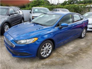 FORD FUSION SE 2017 4CILD SE VA CERO PRONTO., Ford Puerto Rico