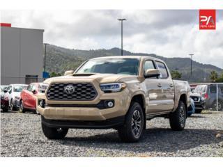 2020 TOYOTA TACOMA TRD SPORT 4X2 -  TAN, Toyota Puerto Rico