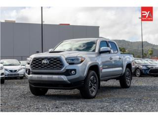 2021 TOYOTA TACOMA TRD SPORT 4X2 - Silver, Toyota Puerto Rico