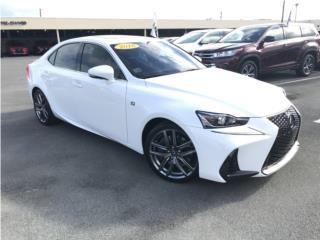 is300 F/sport , Lexus Puerto Rico