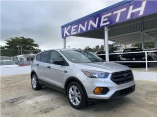 Ford Escape S 2018, Ford Puerto Rico