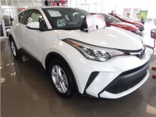 CHR REDISEÑADA! ACABADA DE LLEGAR!, Toyota Puerto Rico