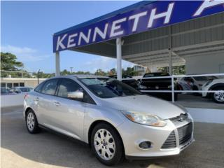 Ford Focus SE 2013, Ford Puerto Rico