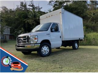 E-350 Box, Ford Puerto Rico