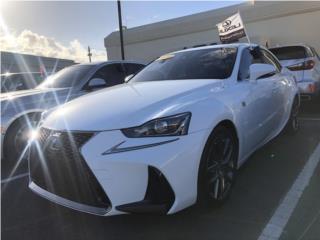 LEXUS IS 300 FSPORT 2018 , Lexus Puerto Rico