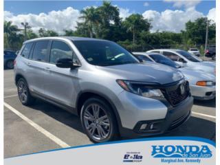 PASSPORT EX-L 2019! PIEL,SUNROOF Y MAS!, Honda Puerto Rico