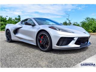 2020 Chevrolet Corvette Stingray 2LT, Chevrolet Puerto Rico