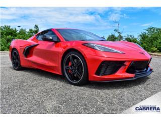2020 Chevrolet Corvette Stingray 3LT, Chevrolet Puerto Rico
