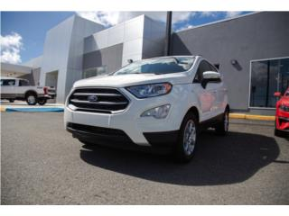 Ford Ecosport 2020 SE  0% de interes, Ford Puerto Rico