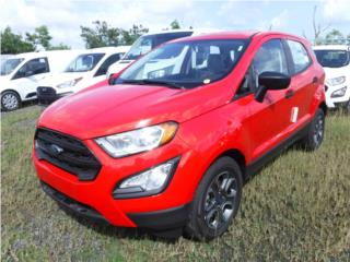 ECOSPORT S FWD , Ford Puerto Rico