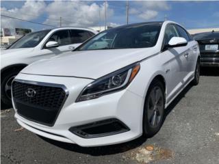 HYUNDAI SONATA HYBRIDO LIMITED 2017, Hyundai Puerto Rico