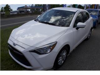 TOYOTA YARIS 4PTS VIN# JY322368, Toyota Puerto Rico