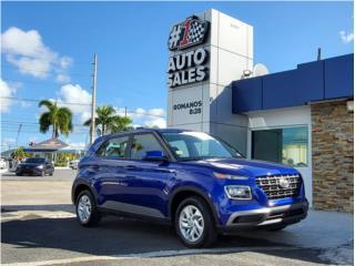 Hyundai - Venue Puerto Rico