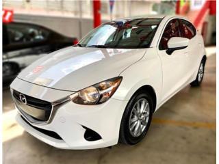 MAZDA 2 2018 5 PUERTAS CON 10 MIL MILLAS, Mazda Puerto Rico