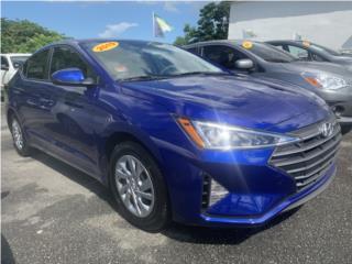 ELANTRA SE 2020 STD! DESDE $289 MENSUAL!!!, Hyundai Puerto Rico