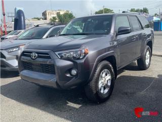 Toyota 4Runner 20, Pago aprox 0 pto $499, Toyota Puerto Rico