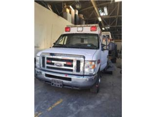 AMBULANCE 2014 ROAD RESCUE GAS 65335, Ford Puerto Rico