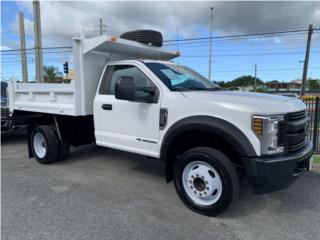 FORD F550 CONTRACTOR BODY, Ford Puerto Rico