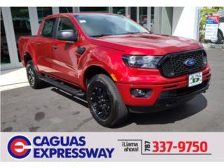 Ford Ranger XlT 2020, Ford Puerto Rico