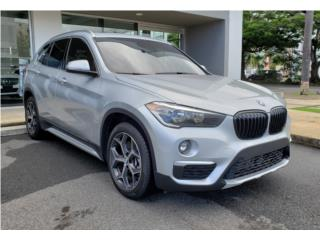 BMW X1 2018 *6k millas*, BMW Puerto Rico