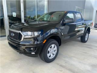 Ford Ranger Crew Cab XLT 2020, Ford Puerto Rico