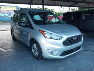 Transit connect XLT 2019 L.W.B, Ford Puerto Rico