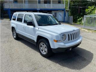 Jeep Patriot 2015 aut importada., Jeep Puerto Rico