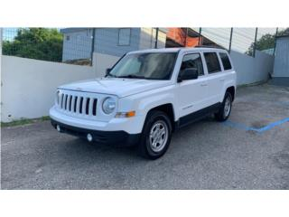 Jeep patriot 2016 aut importada., Jeep Puerto Rico