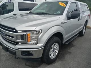 FORD 150 XLT CAB 1/2 Twin Turbo 4WD , Ford Puerto Rico
