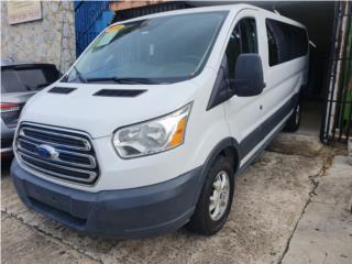 TRANSIT WAGON / PASAJEROS / 939-272-4512, Ford Puerto Rico