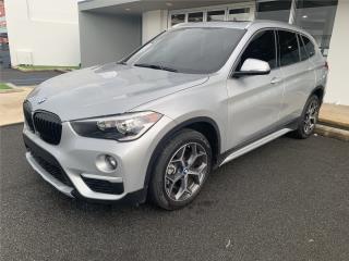 2018 BMW  X1 Sdrive28i Inmaculada!, BMW Puerto Rico