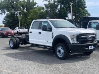 Ford F-550 4x4 2019, Ford Puerto Rico