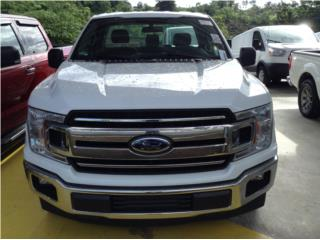 FORD 150 CAJA LARGA 2019, Ford Puerto Rico