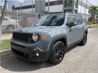 2018 JEEP RENEGADE ALTITUDE , Jeep Puerto Rico