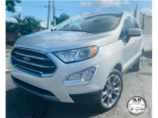 FORD | EXCOSPORT | 2020, Ford Puerto Rico