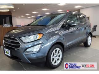 FORD ECOSPORT 2020 SE , Ford Puerto Rico