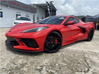 Corvette Z-51 Stingray/Importada, Chevrolet Puerto Rico
