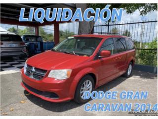 DODGE GRAN CARAVAN EN LIQUIDACIÓN , Dodge Puerto Rico