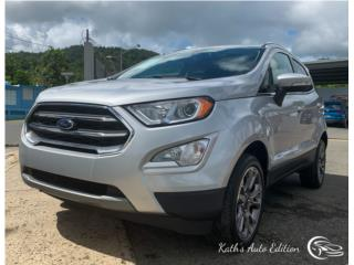 Ford EcoSport, Ford Puerto Rico
