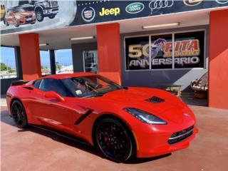 Corvette Stingray 2019 , Chevrolet Puerto Rico