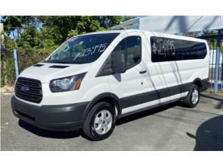 TRANSIT 350 15 pasajeros, Ford Puerto Rico