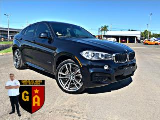 BMW X6 M PACKAGE AÑO 2019, BMW Puerto Rico