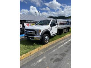 Ford F-550 XLT Flat Bed 2019, Ford Puerto Rico