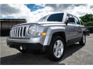 JEEP PATRIOT 2016 / SUPER NUEVA, Jeep Puerto Rico